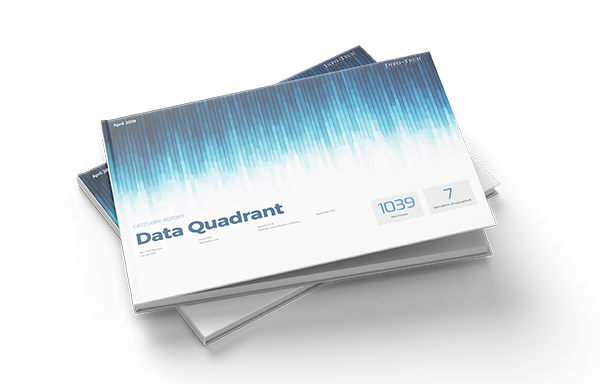 Data Quadrant report cover