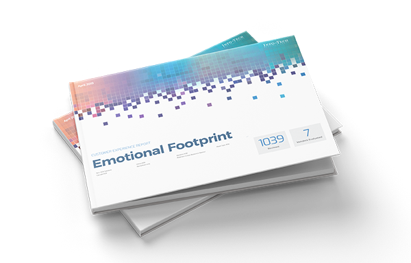 Emotional Footprint report cover